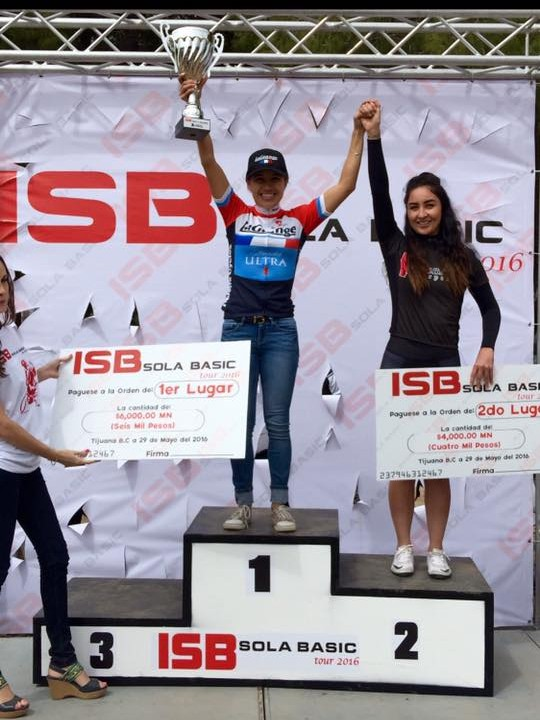 April 2016 Racer of the Month winner Lizbeth Urmas continues to bring it in May, with a wins in the Stage 2 road race and overall General Classification title for Elite Women at the ISB Sola Basic Stage Race.