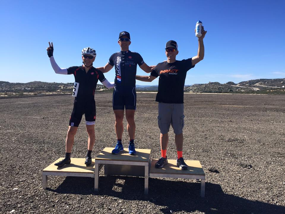 Peter Mundt takes the win at the 35+ Cat 4/5 Boulevard Road Race.