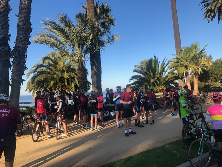 The start of the ride at SVO.