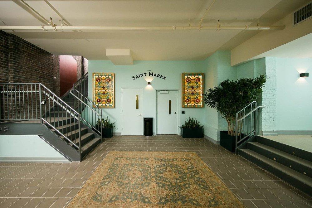 Lobby Restoration, Brooklyn NY