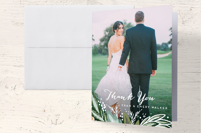 minnesota wedding thank you cards