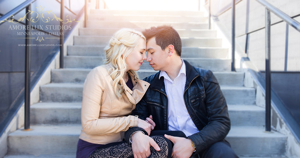 St. Paul Saints Stadium Engagement Session