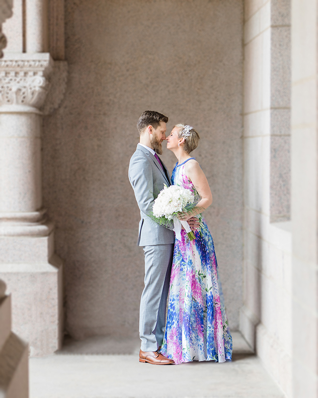 downtown st. paul weddings