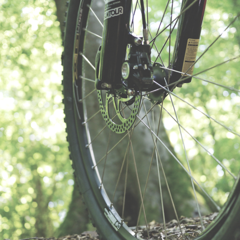 Just like the spokes of a bike, balance and alignment creates a smooth ride and cyclical rhythm. Imagine where you can go with your wheel of life!