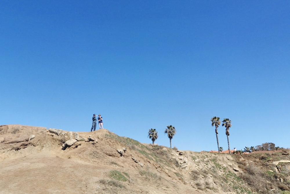 "Sunset Cliffs Park, San Diego, California   32°43'58.6""N 117°15'24.3""W  Observer: Larry Hayes Capture Time: 02.06.2019 3L03L52 PM"