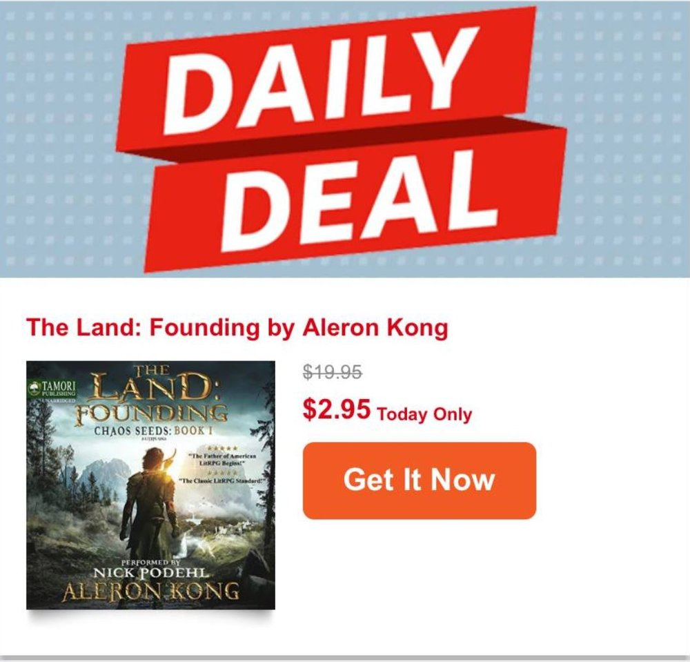 Book 1 Audible Daily Deal B 11.4.17.JPG