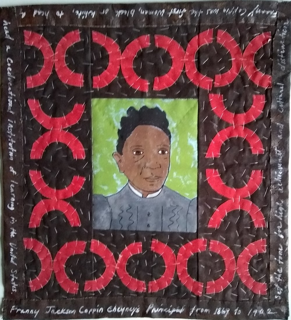Fanny Jackson Coppin was an African-American educator and missionary and a lifelong advocate for female higher education. -