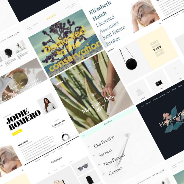 How to choose the perfect Squarespace template