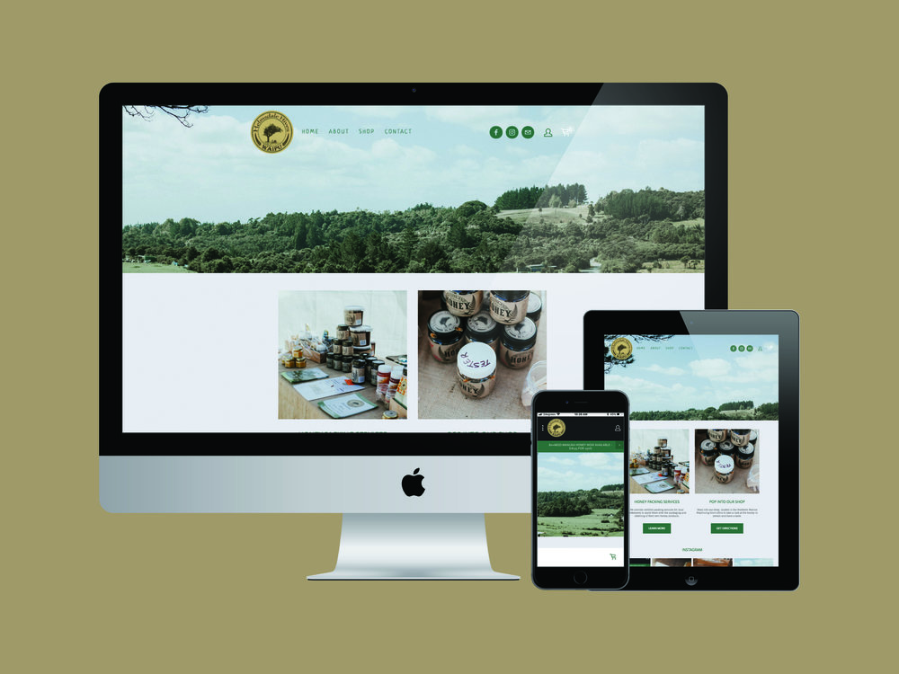 Helmsdale Hives eCommerce Website & Logistics setup | Honey Pot Digital