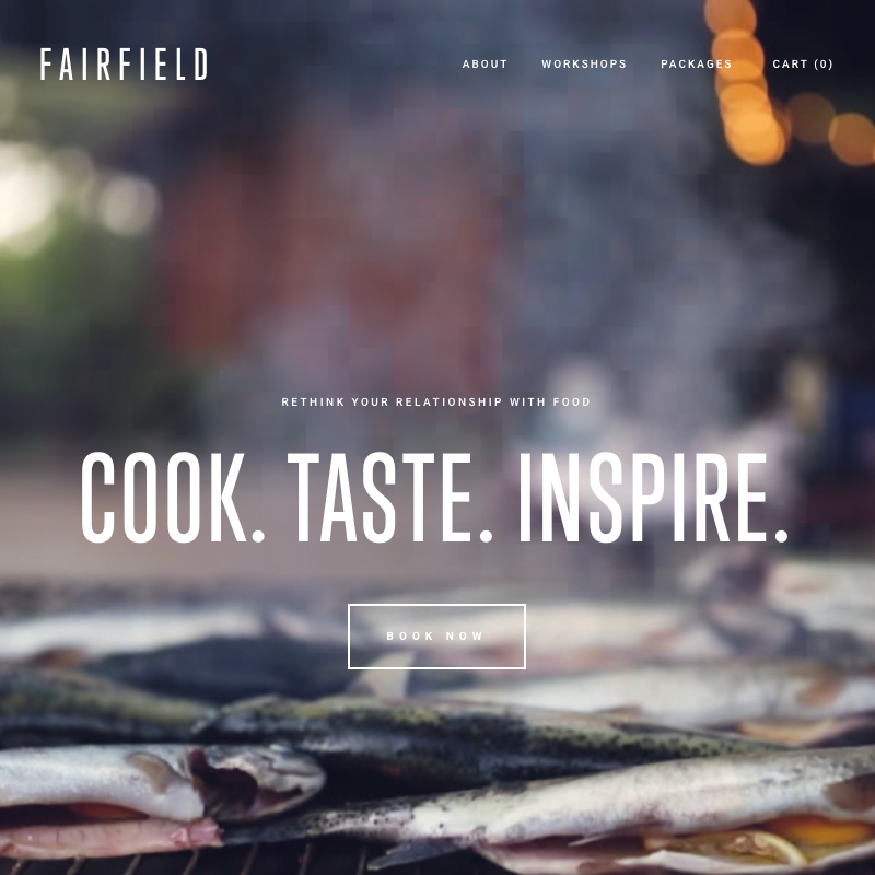 Fairfield Squarespace family | Honey Pot Digital