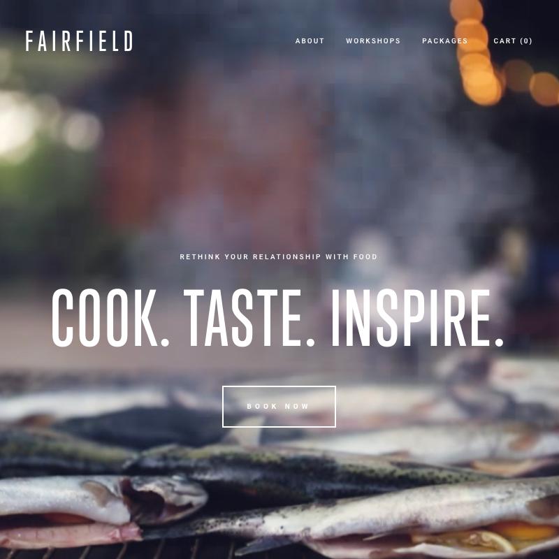 Fairfield Squarespace family | Honey Pot Digital