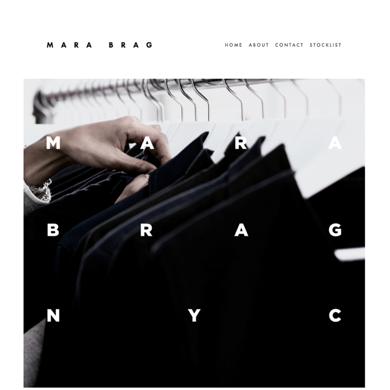 Mercer Squarespace template | Honey Pot Digital
