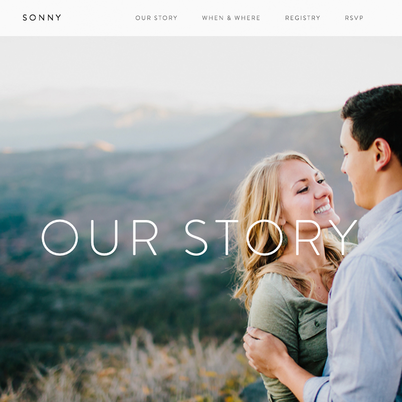 Sonny Squarespace Template | Honey Pot Digital