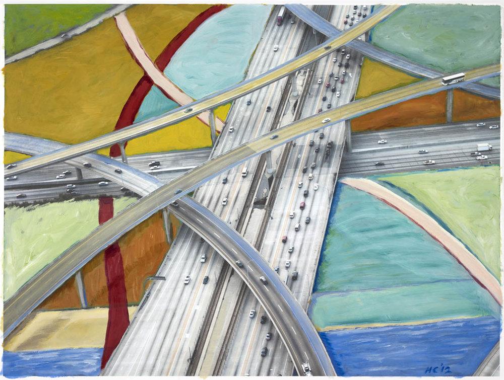 """""""Long Beach 710 x Century 105 #4.0"""""""