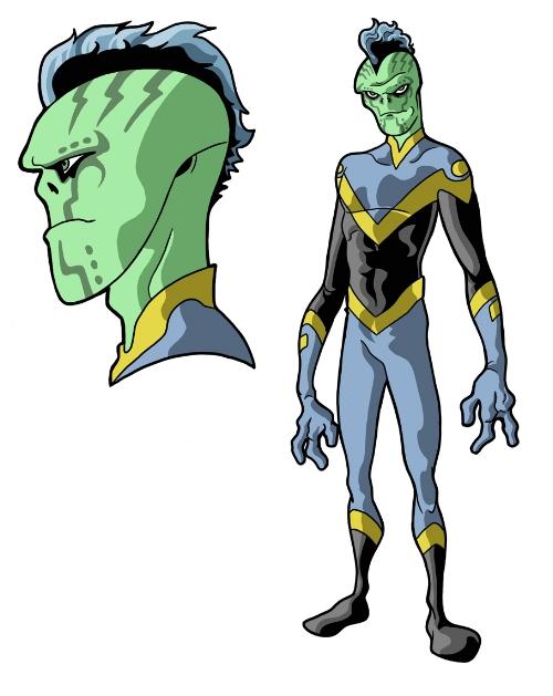 Captain Klye, Gemini's closest comrade