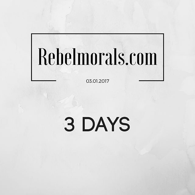 3 more days before the relaunch ladies, be sure to check out the site on 3.01.17. To learn more 🖱Click the Link in the Bio 🖱 . . . . . #lbloggers #blogger #bloglaunch #bloglife #bloggersoc