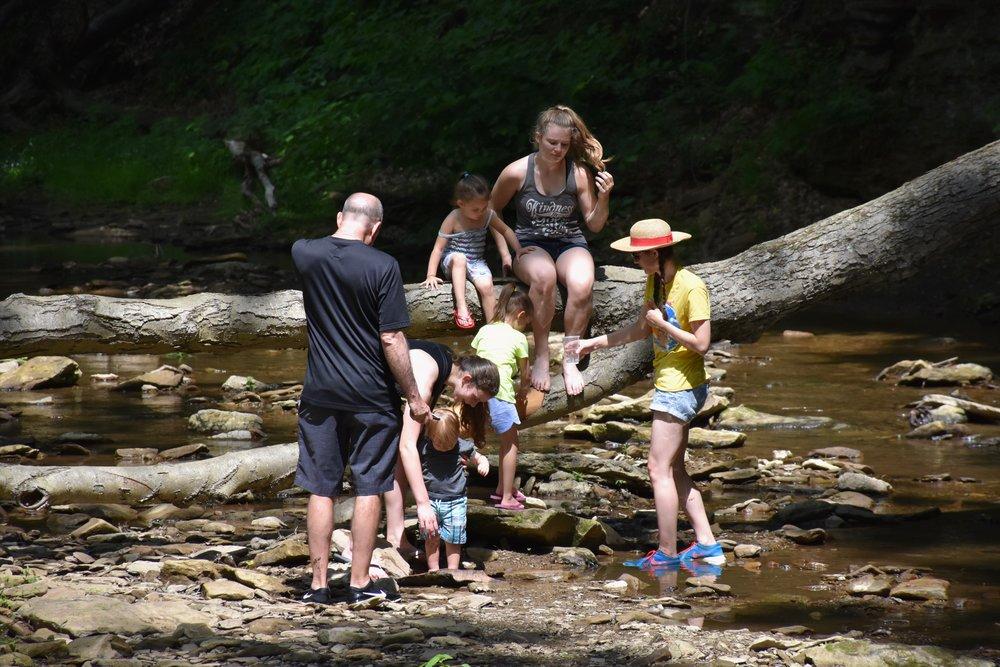 Fellowship in the Creek.jpg