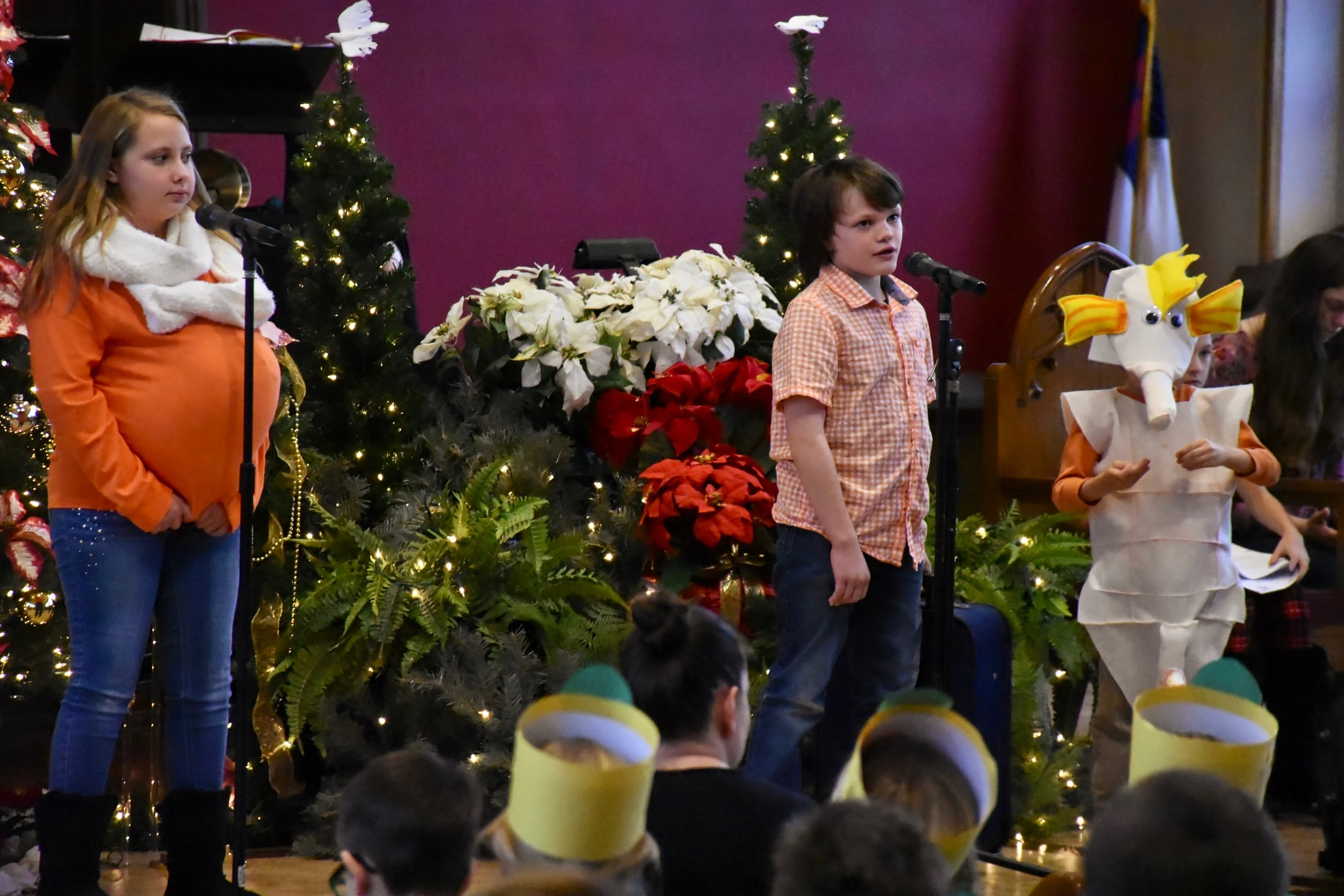 Christmas Pageant.Christmas Pageant Sewickley United Methodist Church