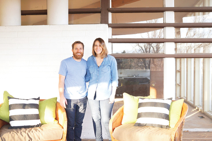 Cole and Danielle St. Peter love their Deza Estates house and now they are working with like-minded neighbors and the Northglenn Historic Preservation Commission to learn about the history of the subdivision.