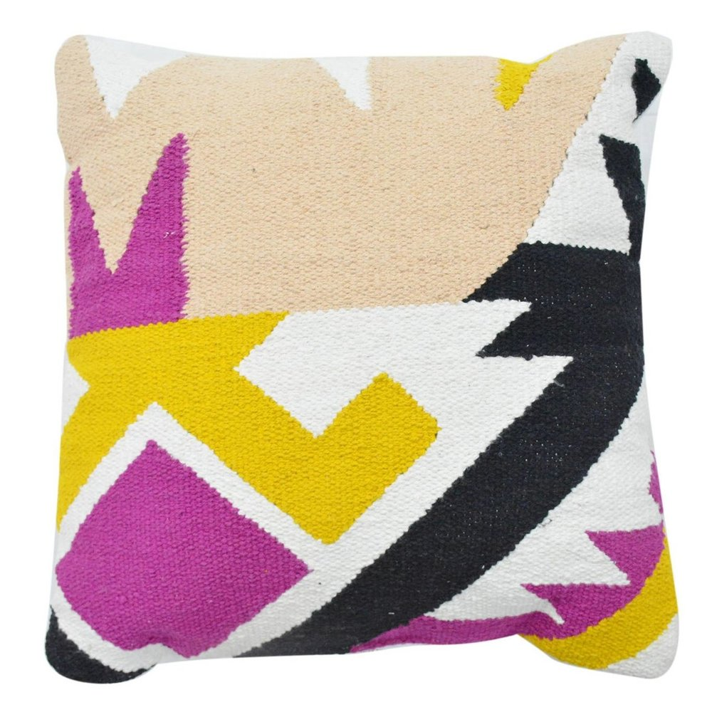Target | Geometric Throw Pillow - Purple - Room Essentials™