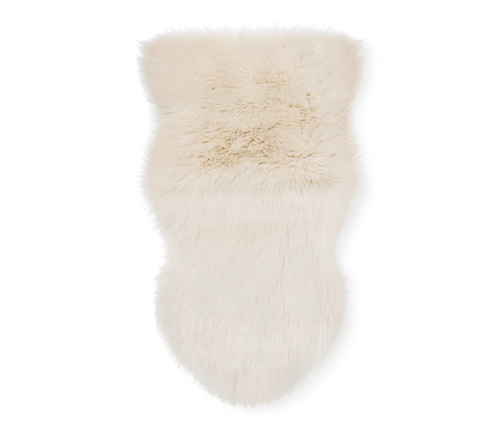 Target | White Faux Fur Pelt - Xhilaration™