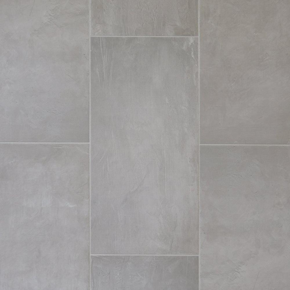 Floor & Decor | Organic Resin Smoke Porcelain Tile
