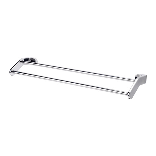 IKEA | KALKGRUNDTowel rail, chrome plated