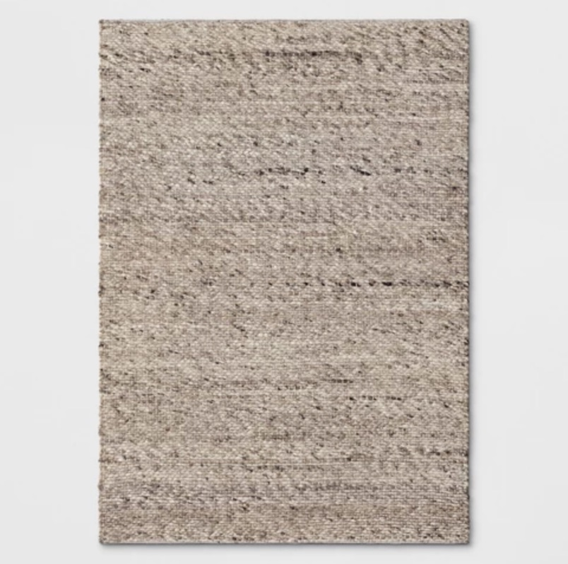 Target | Chunky Knit Braided Wool Rug - Project 62™ (5 x7)