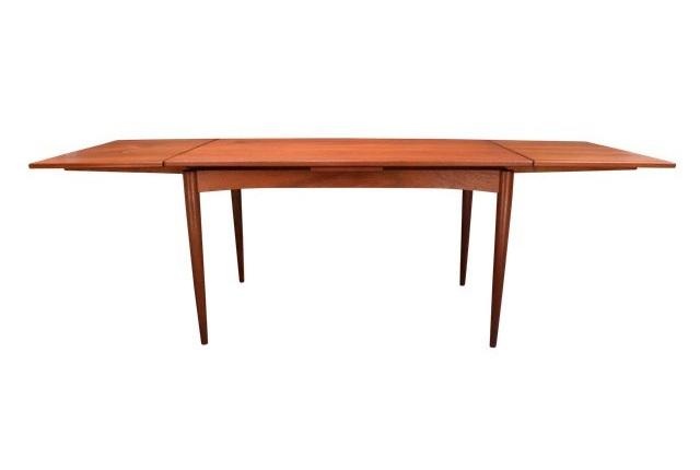 Skovmand & Andersen Teak Dining Table, 1960s