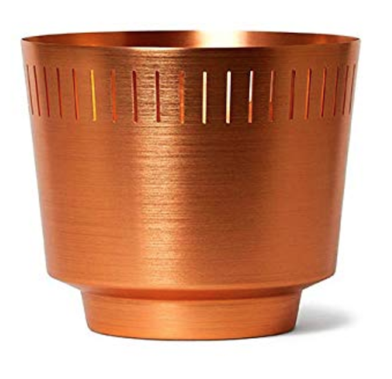 ModnLovr | Aluminum Planter in Copper