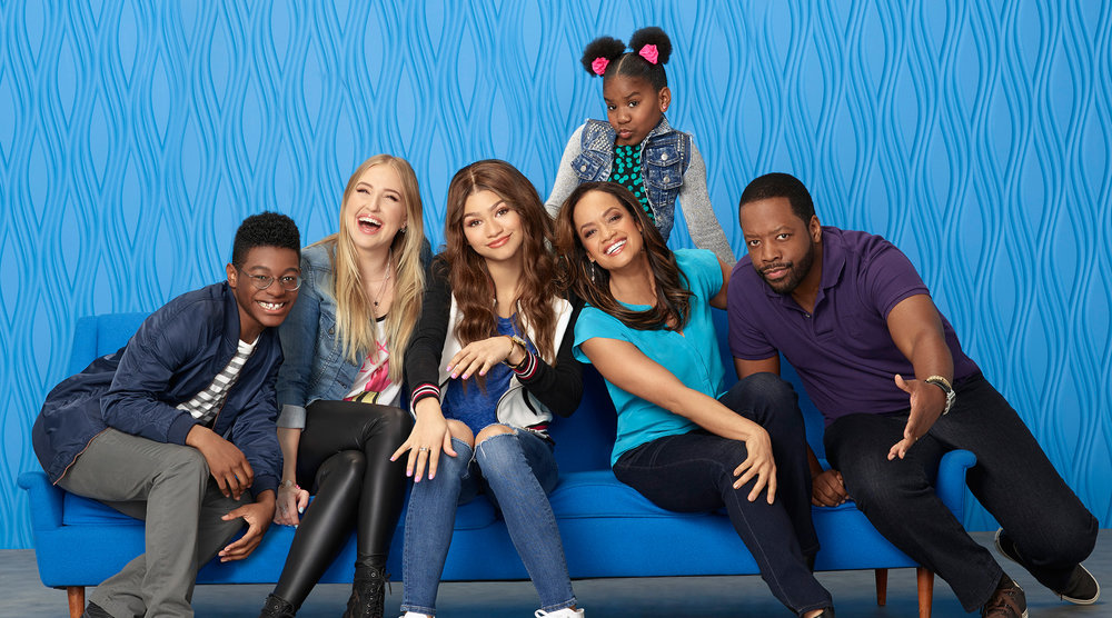 Judy is back in an all new  K.C. Undercover  TONIGHT @ 7.p.m!! Tune in to see what the Cooper's are up to now!