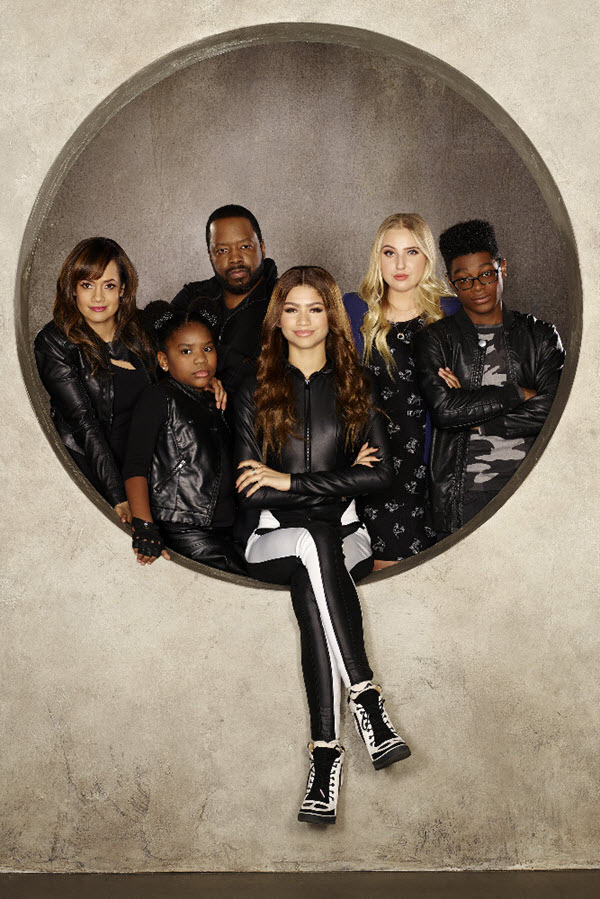 """Family Feud"" – K.C. and her family find themselves in an epic spy showdown vs. The Other Side when her evil aunt Erica and her family return, in an all new episode of K.C. Undercover, premiering Friday, January 13 (7:00 – 7:30 p.m., ET/PT) on Disney Channel."