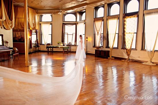 Creativo Loft small wedding venue in Chicago — CREATIVO