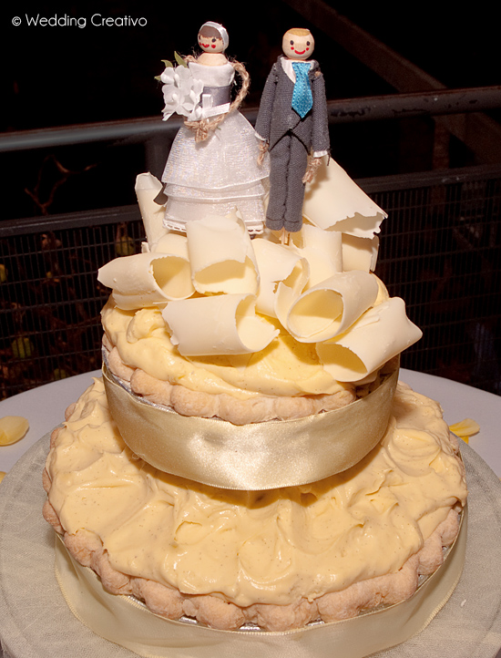 Creative Spotlight: Great Wedding Cakes Summer 2011 — CREATIVO