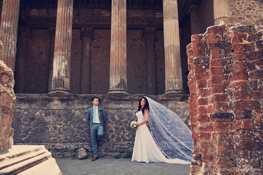 Italy - Sorrento destination wedding