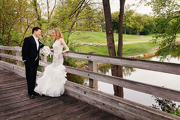 country club - classic country club wedding in lake forest