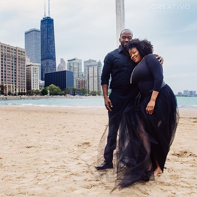 Monochrome marriage for Segun and Phashari. #blackonblack #chicagogram #chicagowedding #weddinggram #weddingphotography #chicagoweddingphotography #chicagoweddingphotographer