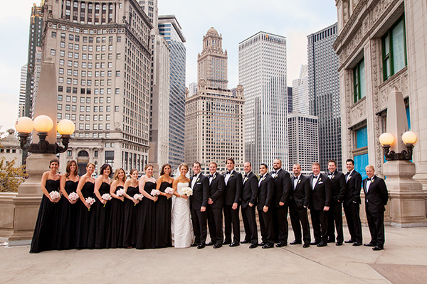 landmark ballroom - Ghicago Gold Coast landmark building wedding