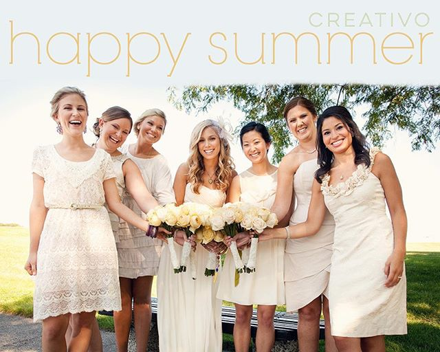 Happy #summer2018☀️ #chicagowedding #chicagoweddings #chicagoweddingphotographer #summerwedding #weddingparty #bridesmaids