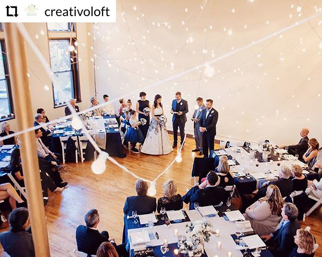 So, did you know we also own a small venue? Yeah, it's been 7 years since we converted our 3000 sf studio and launched a private venue space near downtown Chicago. Have you followed us at @creativoloft yet? #chicagoweddingphotographer #weddingphotography #photographer