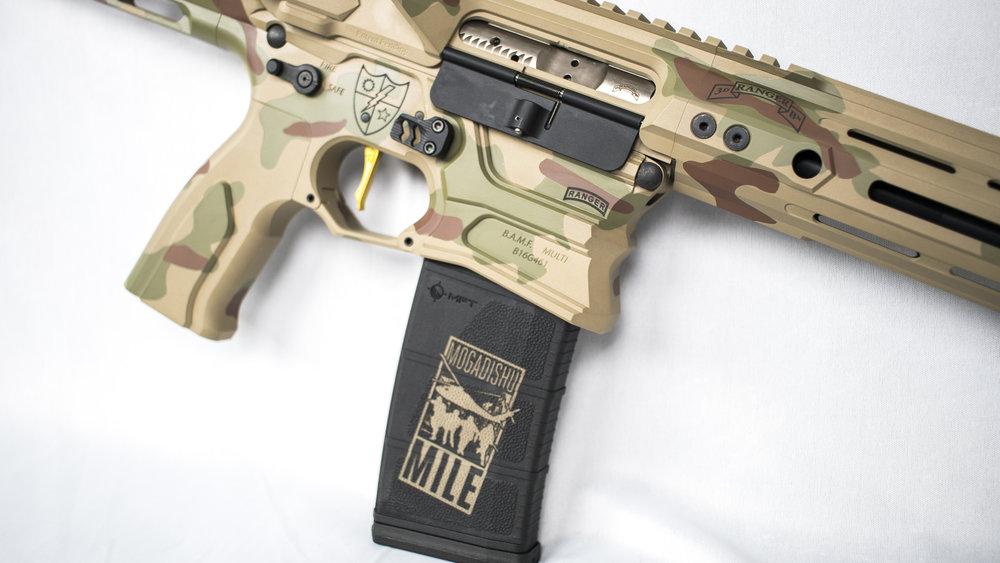 Cobalt Kinetics Rifle