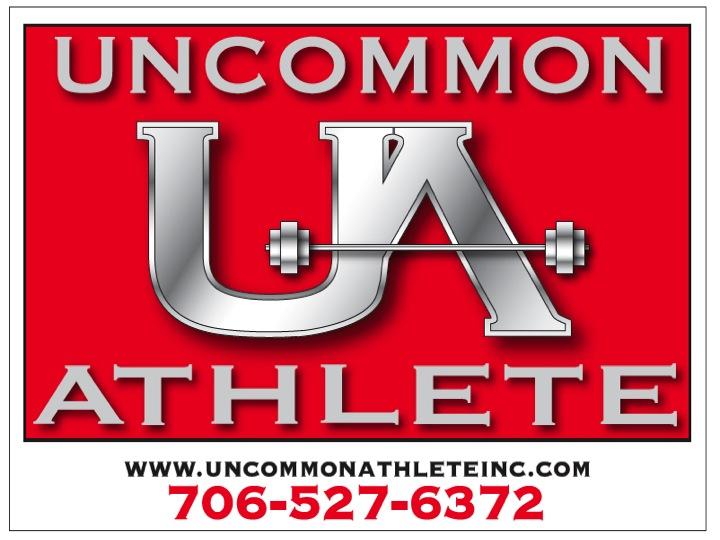 uncommon athlete
