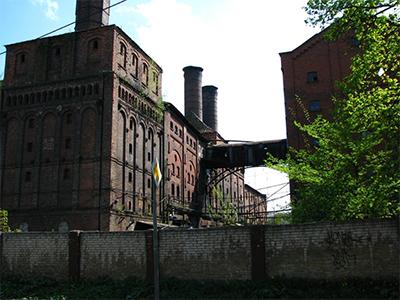 Industrial Buildings -