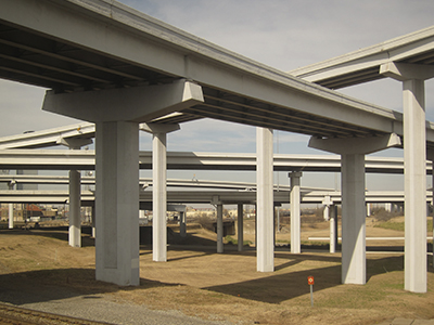 Overpasses & Other Infrastructure -