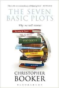 Cover of the book The Seven Basic Plots by Christopher Booker.