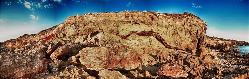 Red Rock Bed