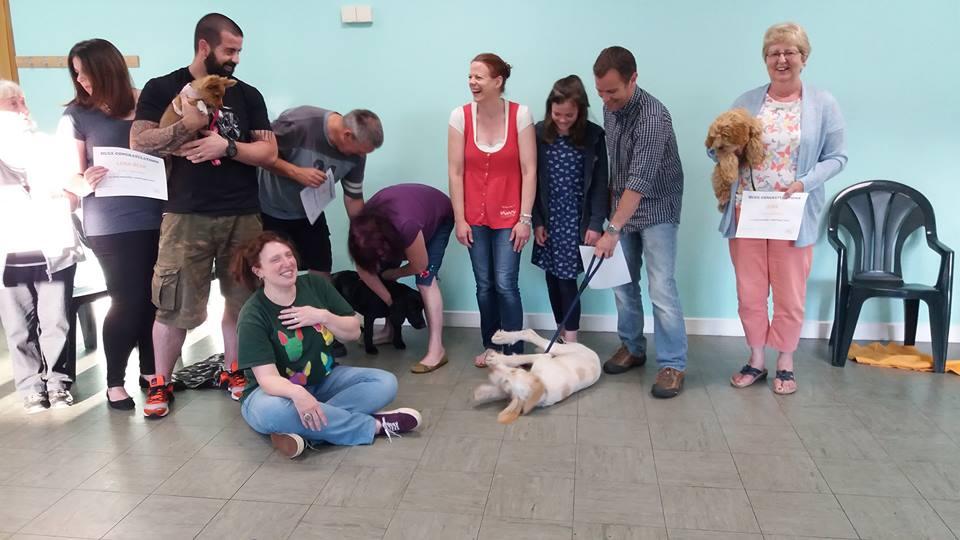 puppy classes bristol
