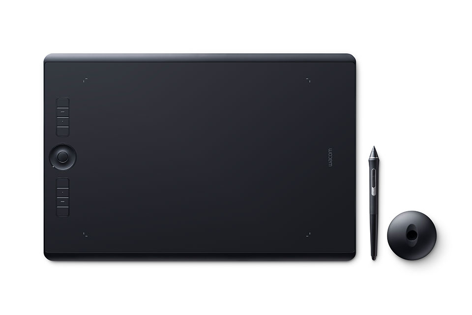 Intuos Pro - Medium (Stock Image)