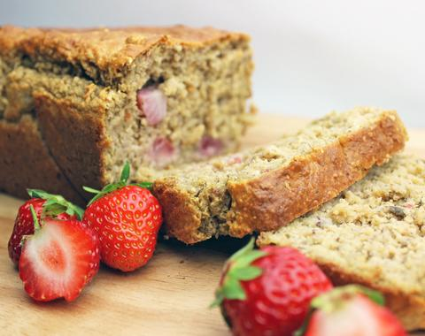 Try our Berry Protein Bread, here.