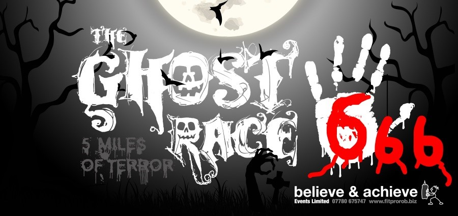 The Ghost Race takes place on Friday 3rd November, starting at Lakeside 1000